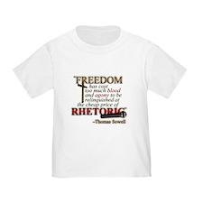 """""""Freedom for Rhetoric"""" T"""