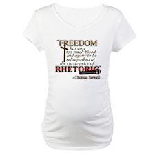 """Freedom for Rhetoric"" Shirt"