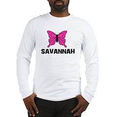 Butterfly - Savannah Long Sleeve T-Shirt