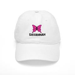 Butterfly - Savannah Baseball Cap