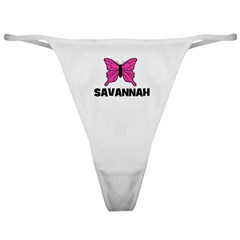 Butterfly - Savannah Classic Thong