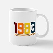 1983 Mugs
