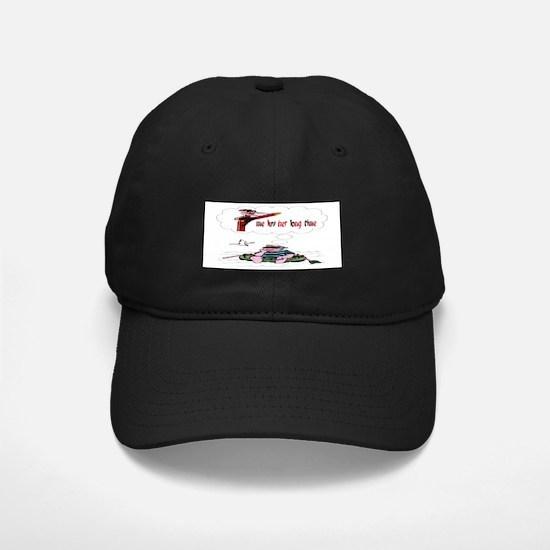 SAILOR LUVS HER LONG TIME Baseball Hat