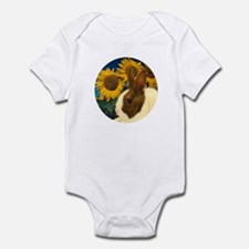 Cute Dutch rabbit Infant Bodysuit