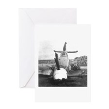 LIVED TO FIGHT ANOTHER DAY! Greeting Card