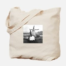 LIVED TO FIGHT ANOTHER DAY! Tote Bag