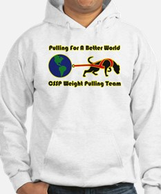 Dog Weight Pulling Hoodie