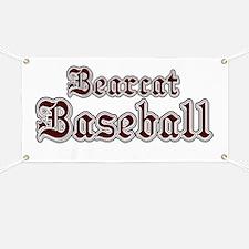 BEARCAT BASEBALL (1a) Banner