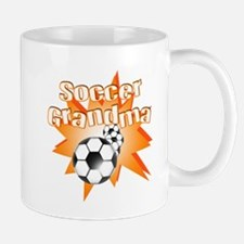 Soccer Grandma Mug