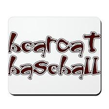 BEARCAT BASEBALL (2) Mousepad