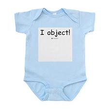 I object! -  Infant Creeper