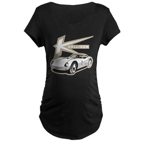 Kellison Grand Tourismo Maternity Dark T-Shirt