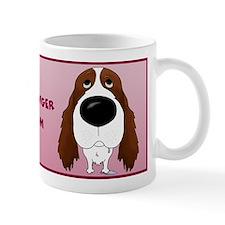 Big Nose Springer Spaniel Mom Small Mug