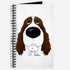 Big Nose Springer Spaniel Journal