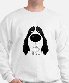 Big Nose Springer Spaniel Jumper