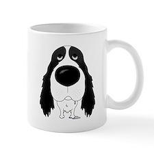 Big Nose Springer Spaniel Small Mug