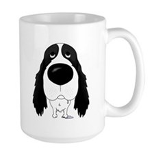 Big Nose Springer Spaniel Mug