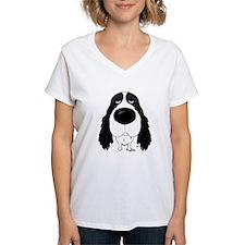 Big Nose Springer Spaniel Shirt