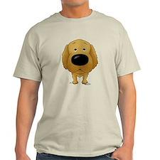 Big Nose/Butt Golden T-Shirt