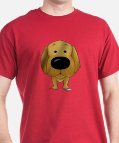 Big Nose Golden T-Shirt