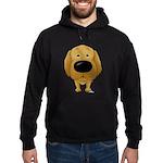 Big Nose Golden Hoodie (dark)