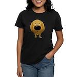 Big Nose Golden Women's Dark T-Shirt