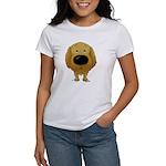 Big Nose/Butt Golden Women's T-Shirt