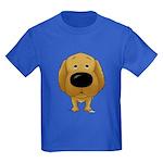 Big Nose Golden Kids Dark T-Shirt