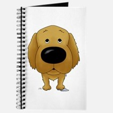 Big Nose Golden Journal