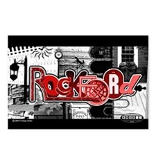 RC.r - Postcards (8 pack)