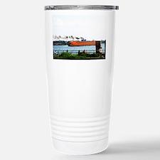 Staten Island Ferry Travel Mug