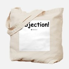 Objection! -  Tote Bag