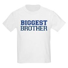 biggest brother t-shirt varsity T-Shirt