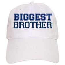 biggest brother t-shirt varsity Baseball Cap