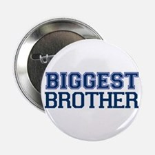 "biggest brother t-shirt varsity 2.25"" Button"