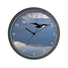College of Knowledge Pelican Wall Clock