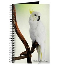 Sulphur Crested Cockatoo Journal