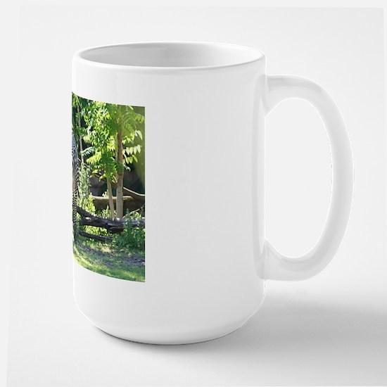 Think Zebra EDS Awareness Large Mug