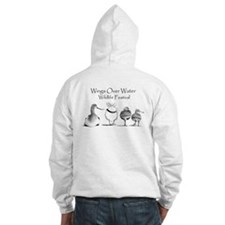 Unique Birder Jumper Hoody