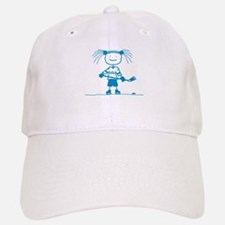 Ice Princess (blue) Baseball Baseball Cap