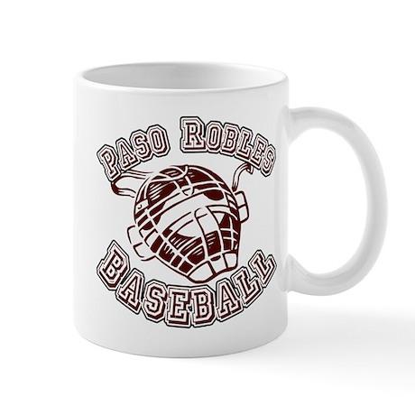 PASO ROBLES BASEBALL (1) Mug