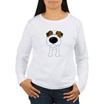 Big Nose Jack Women's Long Sleeve T-Shirt