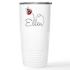 Ladybug Ellen Travel Mug