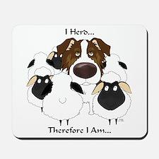 Aussie - I Herd... Mousepad