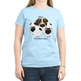 Australian shepherd Women's Light T-Shirt