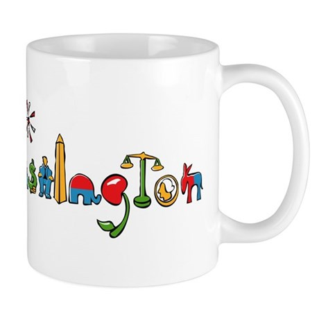 Washington, D.C. Mug