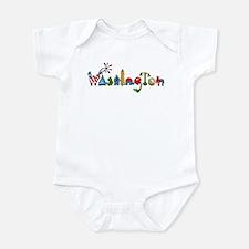 Washington, D.C. Infant Bodysuit