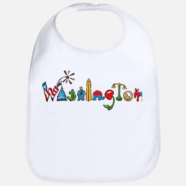 Washington, D.C. Bib