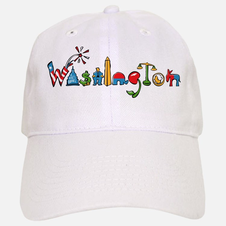 Washington, D.C. Baseball Baseball Cap