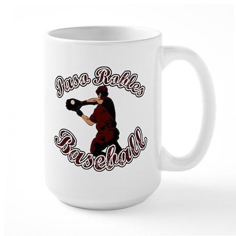 PASO ROBLES BASEBALL (9) Large Mug